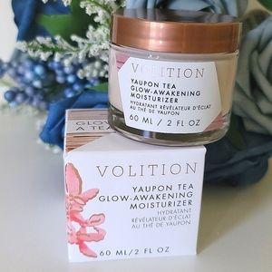 Volition Yaupon Tea Glow-Awake Moisturizer